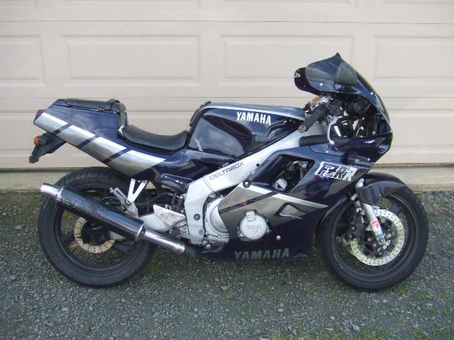 Yamaha Motorcycle Wreckers Nz