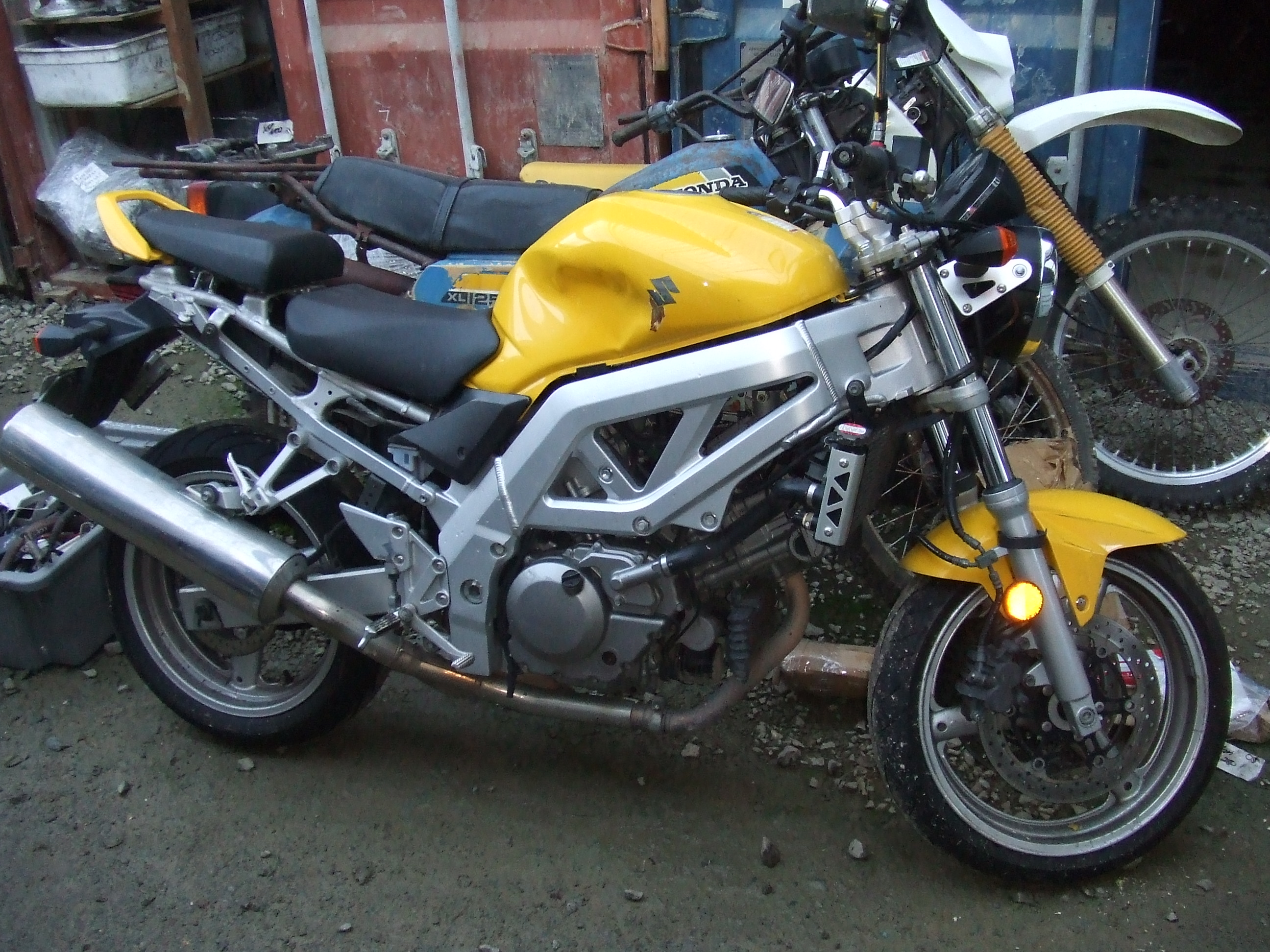 Suzuki Bike Parts - Motorcycle Wreckers, pre-owned bike parts